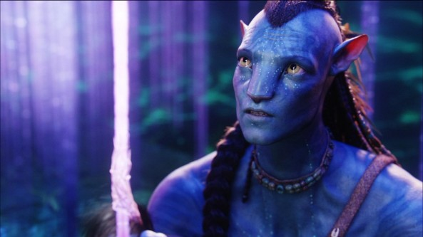 Jake Sully dans Avatar