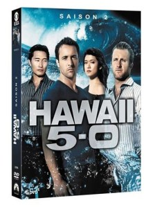 Hawaii Five-0 Saison 2 (DVD)