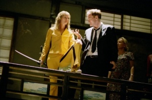 tournage kill bill 3