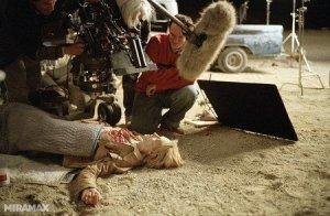 Tournage kill bill