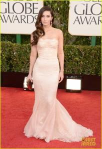Megan Fox lors des Golden Globes 2013