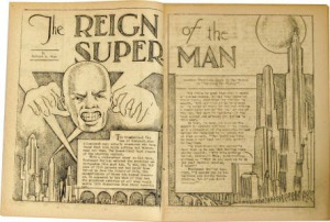 the reign of superman