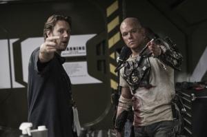 Neill Blomkamp et Matt Damon - Elysium.