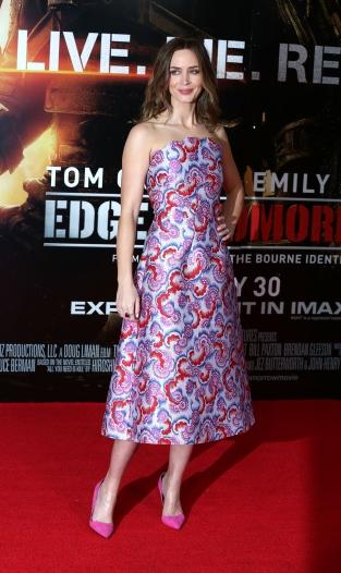 """Edge Of Tomorrow"" - UK Film Premiere: Red Carpet Arrivals"