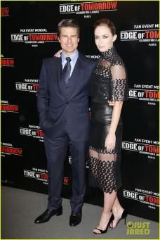 'Edge of Tomorrow' Paris Premiere