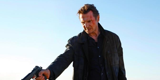 Liam Neeson i Taken 3