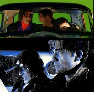 Tournage Sequence Tarantino
