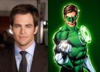 Chris Pine, le nouveau Green Lantern ?