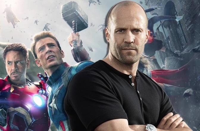 Jason Statham Marvel
