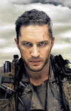 Tom Hardy prêt pour le prochain Mad Max